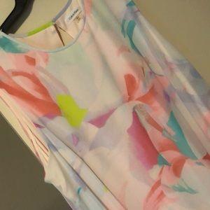 A summer dress multiple color good for Easter